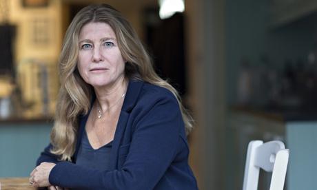 Former BBC reporter and documentary film-maker Olenka Frenkiel