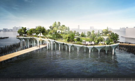Thomas Heatherwick island New York