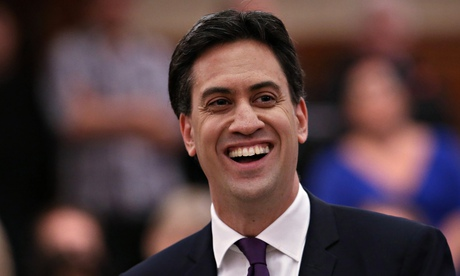 Labour Leader Ed Miliband Makes A Speech In Defence Of His Leadership