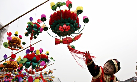 The Spring Festival or Chinese New Year