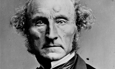 John Stuart Mill, photographed circa 1870
