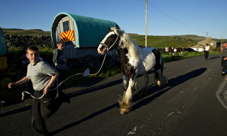 Gypsies in Cumbria