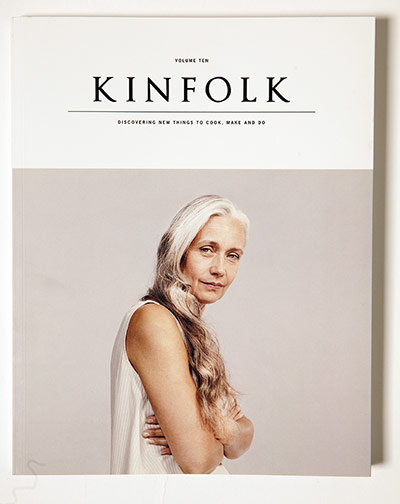 Magazine design: Magazine design Kinfolk Magazine