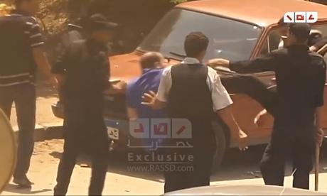Sherif Siam arrest