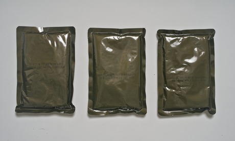Singapore ration pack