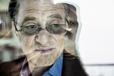 Ray Kurzweil photographed in San Francisco last year.