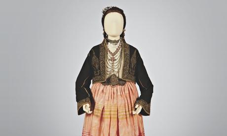 Peloponnese mid-19th century Kondogouni 'Amalia' jacket