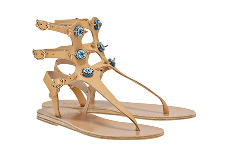 Cult brand Ancient Greek Sandals has been a huge success since launching in 2011