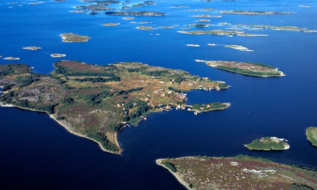 Archipelago, Turku, Finland, Scandinavia, Europe