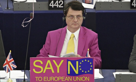 Gerard Batten Ukip MEP