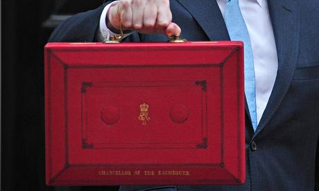 British Finance Minister George Osborne