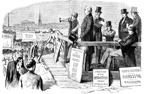 Reform Actst Midlands, c1832 (c1895).
