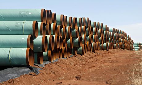 Keystone XL fossile fuels
