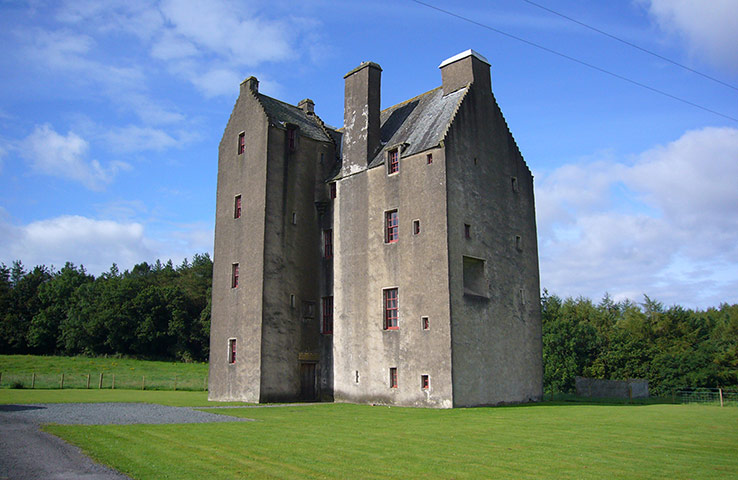 Cool Cottages DumfriesGal: Castle of Park, Glenluce