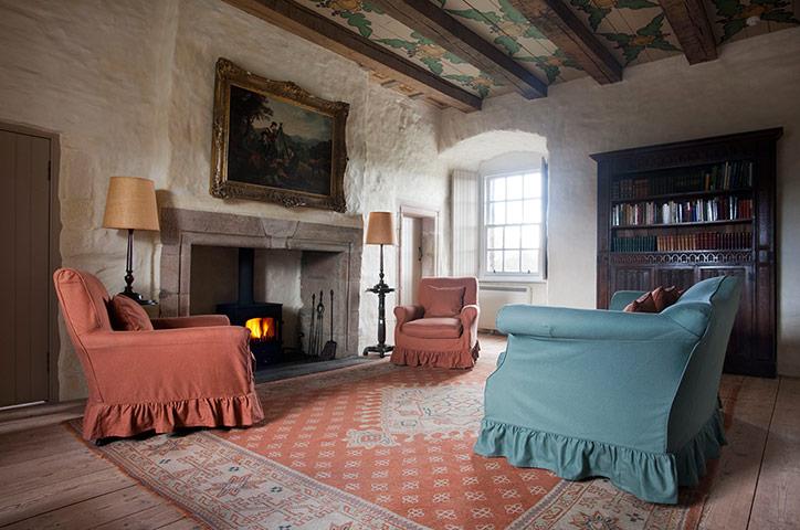 Cool Cottages DumfriesGal: Castle of Park, Glenluce