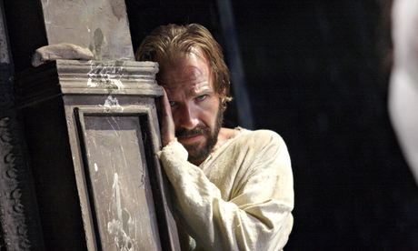 Ralph Fiennes as Prospero