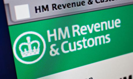 HMRC on screen