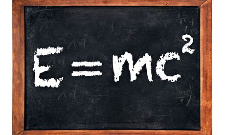 Einstein's theory of mass and energy