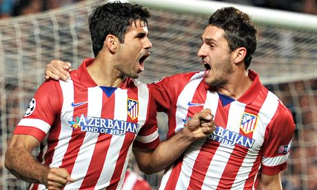 Azerbaijan's sponsorship of Atletico Madrid