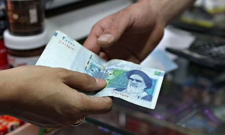 Inflation in Iran