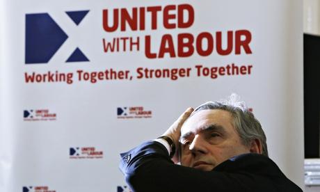 Gordon Brown on
