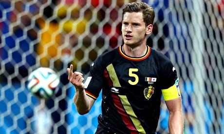 Korea Republic v Belgium: Group H - 2014 FIFA World Cup Brazil