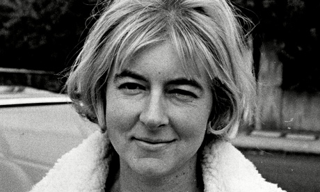 Rosemary Tonks in 1969.