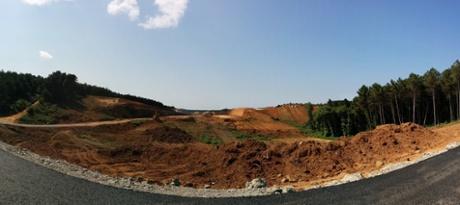 Mega Projects destroy environment