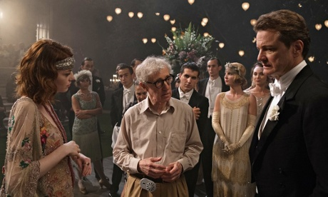 Woody Allen Magic in the Moonlight emma stone colin firth