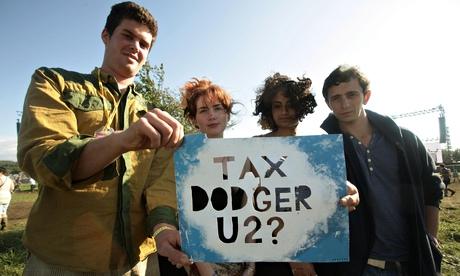 Demo threat to U2 Glastonbury show