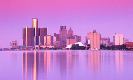 Detroit water
