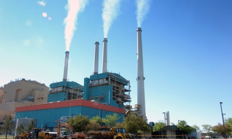 Coal pollution climate change