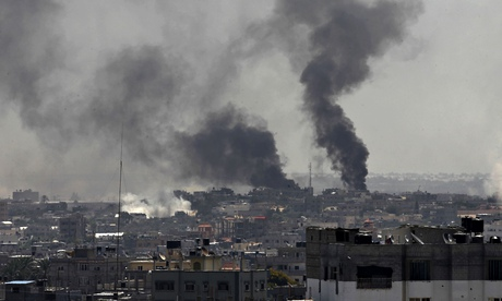 Israeli shelling of Rafah