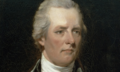 William Pitt the Younger, as painted by John Hoppner (detail): 'We might as well issue stamps with p