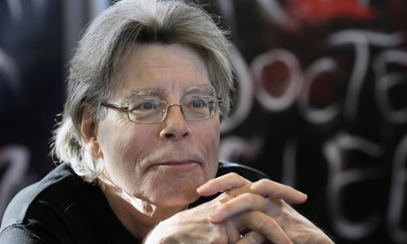 Stephen King.  AFP PHOTO /  Getty Images