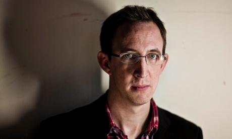 Nathan Filer ... 'I'd never go back to acute nursing'