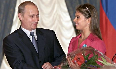 Putin and Kabayeva