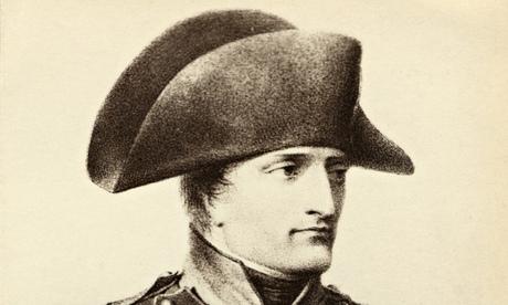 Napoleon finally defeated the Holy Roman Empire.