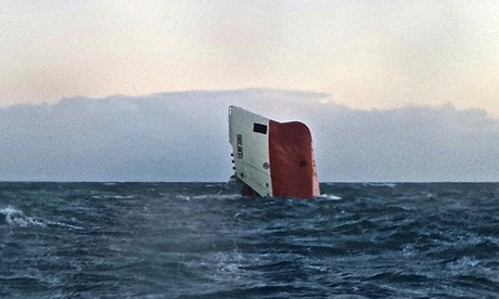 argo vessel the Cemfjord