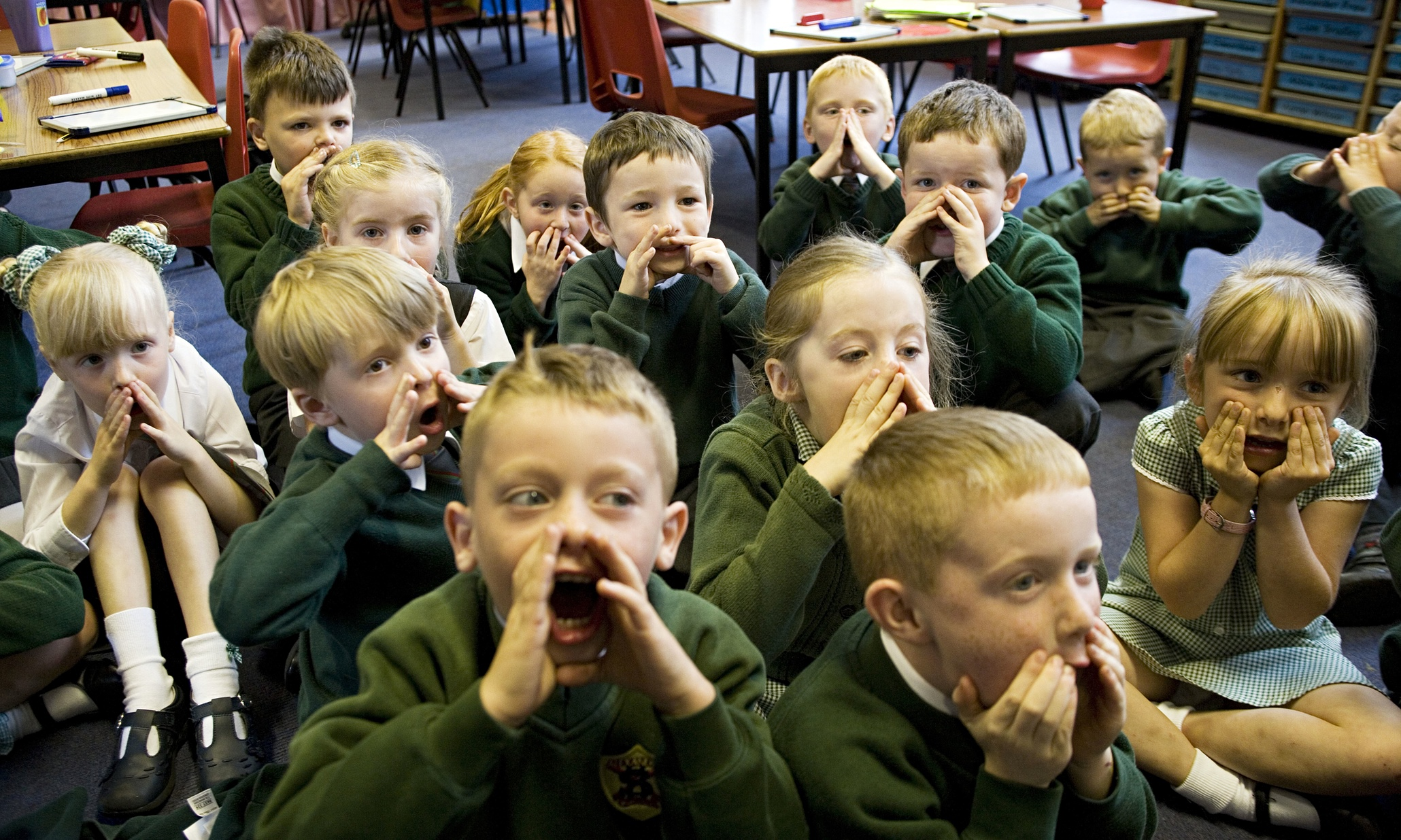 The Class Sizes Debate Is Tired And Asks The Wrong Questions