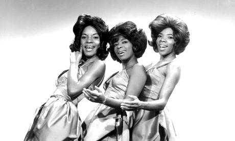 Photo of Martha and Vandellas