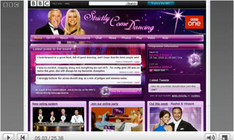 StrictlyComeDancing