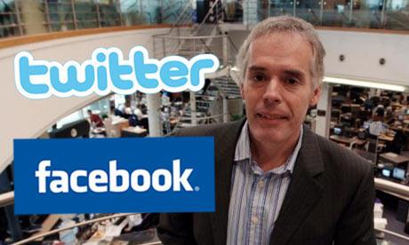 Peter Horrock Facebook/Twitter montage