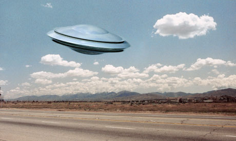 UFO from the Guardian