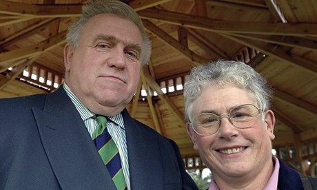 Fergus and Judith Wilson