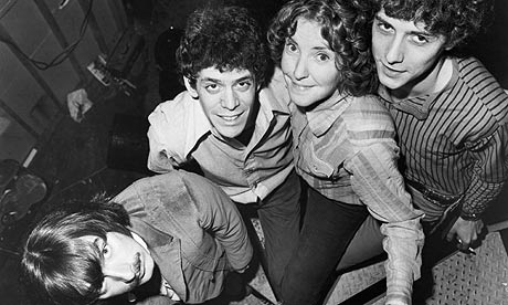 The Velvet Underground in 1968