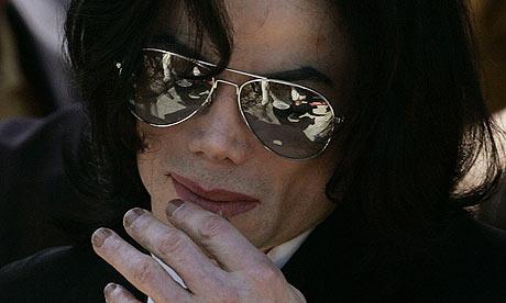 Michael Jackson's fingernails in 2007.