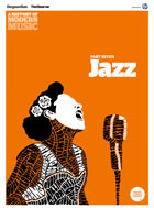 A history of Jazz music cover