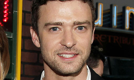 Justin Timberlake in 2012