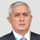 Picture of Otto Pérez Molina